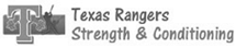 Texas Rangers strength and conditioning
