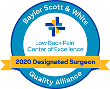 Low Back Pain Center of Excellence