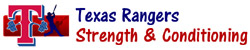 Texas Rangers Strength & Conditioning
